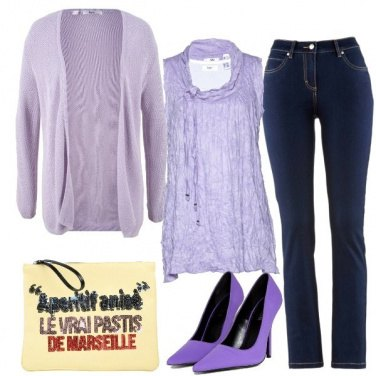 Outfit Violetta