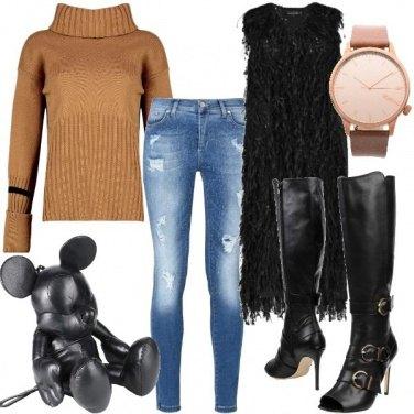 Outfit La borsa di topolino