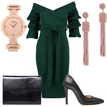 Outfit Bellissima in verde