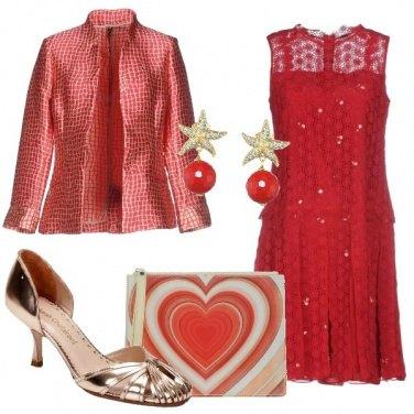 Outfit Cuori e stelle