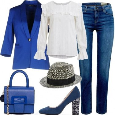 Outfit Outfit Trendy #1727-2018