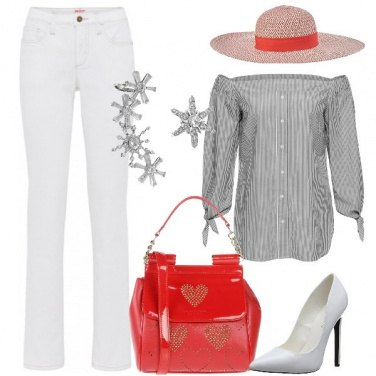 Outfit Il fascino del cappello