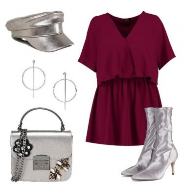 Outfit Outfit Trendy #1719-2018