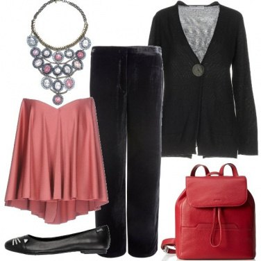 Outfit Outfit Trendy #1722-2018