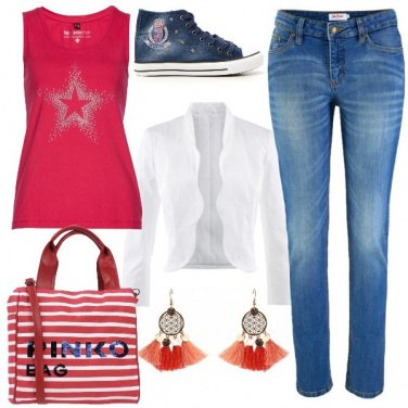Outfit Orecchini fashion