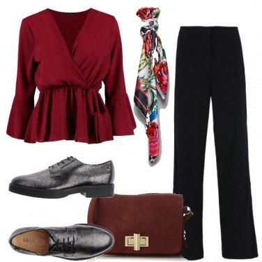 Outfit Le stringate griffate