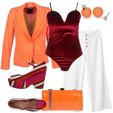 Outfit Trendy a colori