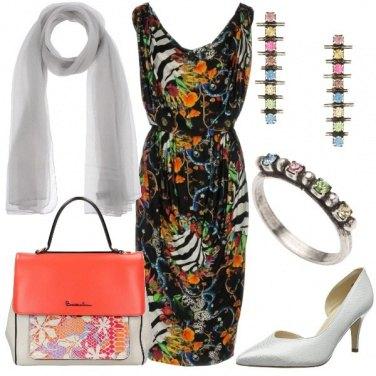 Outfit L\'eleganza dei colori