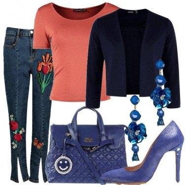 Outfit Fiori e sorrisi