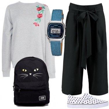 Outfit A scuola con te