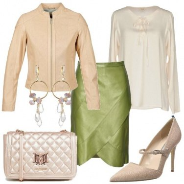 Outfit Tocco di verde
