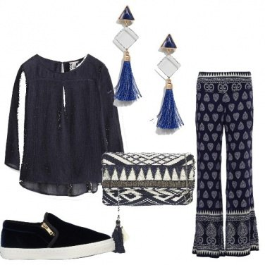 Outfit Etno
