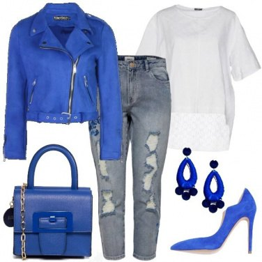 Outfit Outfit Trendy #1826-2018