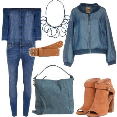 Outfit Passione denim