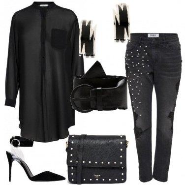Outfit La casacca con o senza cintura