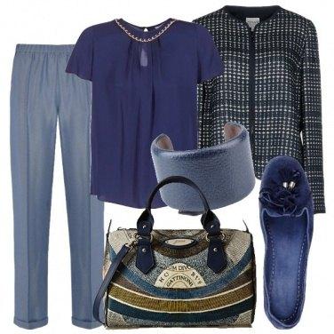 Outfit Sfumature di comodità