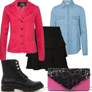 Outfit Outfit Trendy #1790-2018