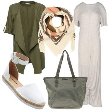 Outfit Outfit Basic #1367-2018