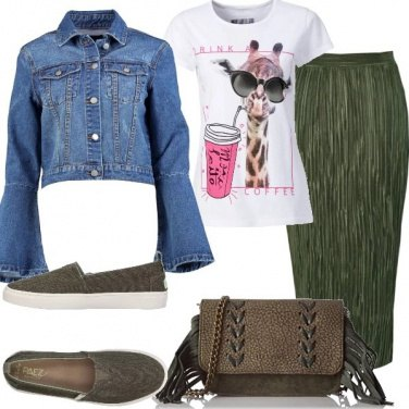 Outfit Outfit Trendy #1795-2018