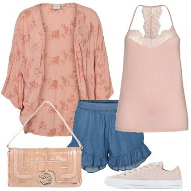 Outfit Outfit Basic #1371-2018