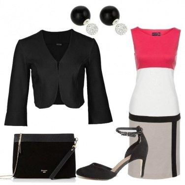 Outfit Chic in quattro colori