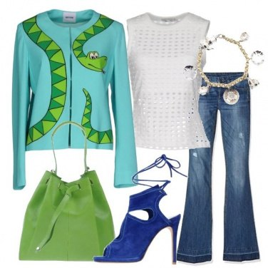 Outfit Una giacca originale