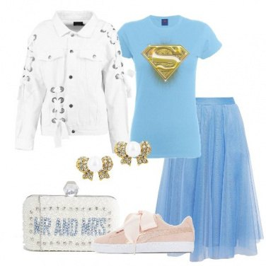 Outfit Una super principessa
