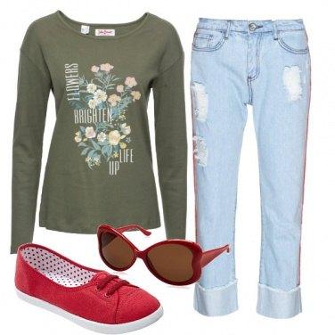 Outfit L\' accessorio Moschino