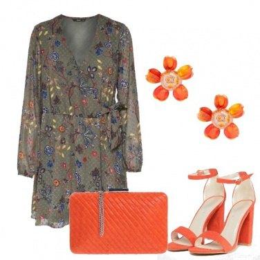 Outfit Dettagli arancioni