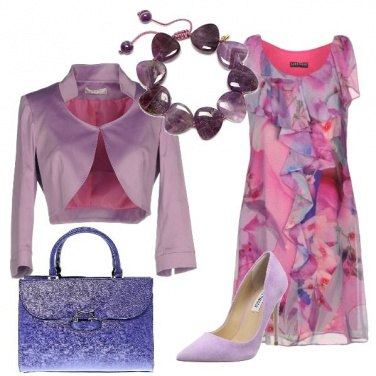 Outfit Pittura astratta