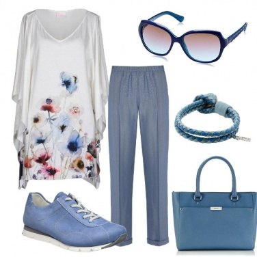 Outfit Papaveri di tutti i colori