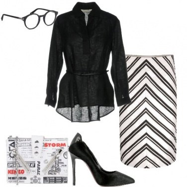Outfit Outfit Chic #713-2018