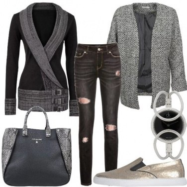 Outfit Outfit Basic #1405-2018