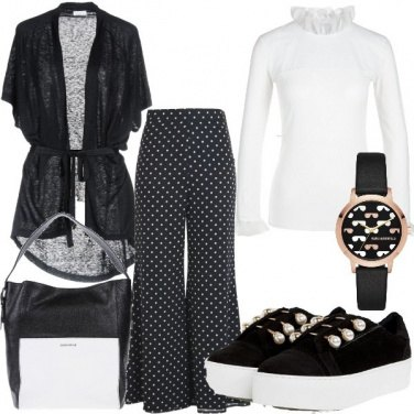 Outfit Outfit Basic #1406-2018
