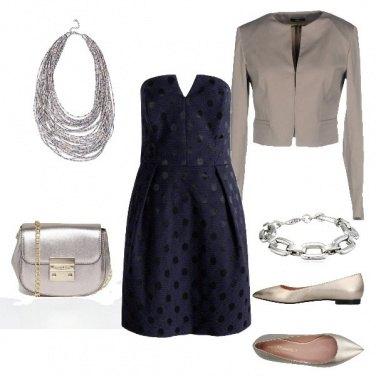 Outfit dettagli argento