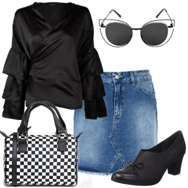 Outfit Outfit Trendy #1888-2018