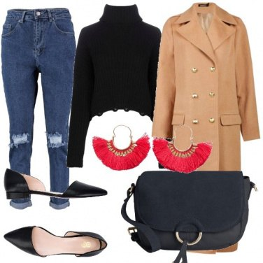 Outfit Ballerine a punta