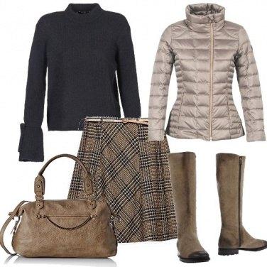 Outfit Per gli ultimi giorni di freddo