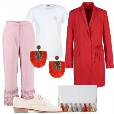 Outfit Nappine colorate
