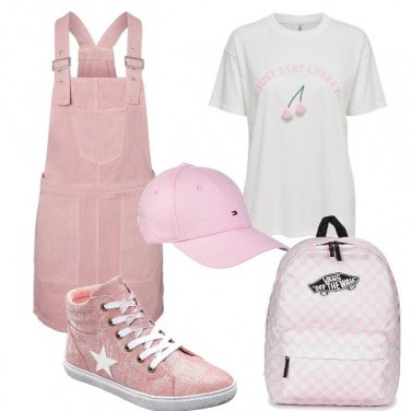 Outfit Come una teenager