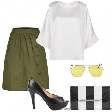 Outfit Outfit Trendy #1899-2018