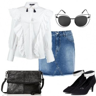Outfit Outfit Trendy #1900-2018