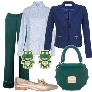 Outfit Ranocchiette simpatiche