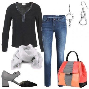 Outfit Simpatica borsa