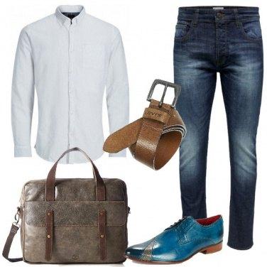 Outfit La scarpa fashion
