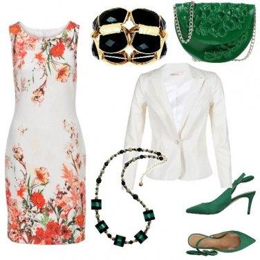 Outfit Chanel verdi per la primavera