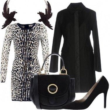 Outfit Cerimonia griffata