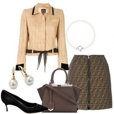Outfit Allure vintage