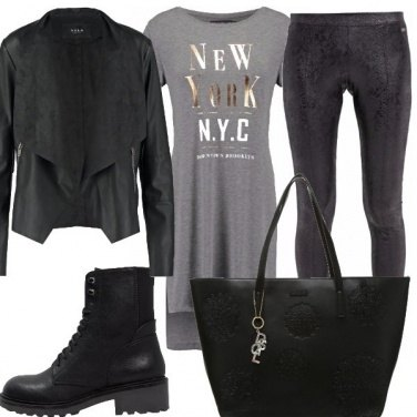 Outfit Donna urban