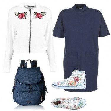 Outfit Di corsa a scuola